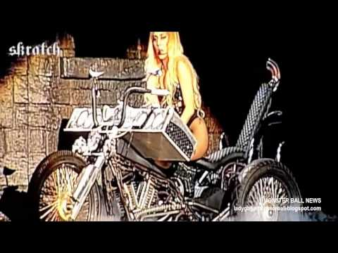 Lady Gaga - Born This Way Ball Tour DVD FanMade