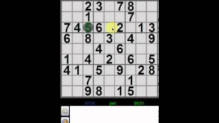FREE SUDOKU MULTIPLAYER YouTube video