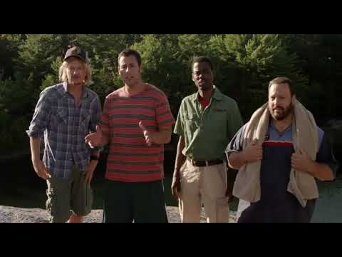 Grown ups 2 (2013)- jumping scene
