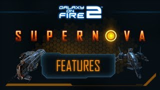 Galaxy on Fire 2™ Supernova Feature Trailer