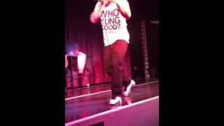 Lukane Everything (Live) Performance 04.19.16 @SCSU