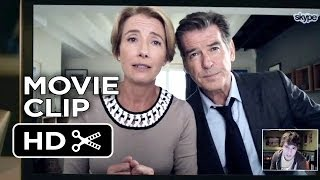 Nonton The Love Punch Movie Clip   Skype  2014    Pierce Brosnan  Emma Thompson Comedy Hd Film Subtitle Indonesia Streaming Movie Download