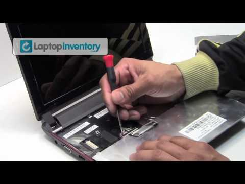 , title : 'Acer Aspire Netbook Disassembly and Repair Fix Laptop Tutorial Notebook Remove & Install'
