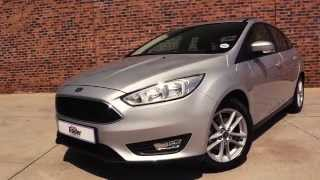 Ford Focus 1 5 Ecoboost Trend Sedan - Car Review