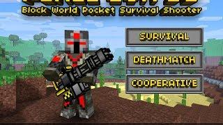 Nonton Pixel Gun 3D (Minecraft Style) Multiplayer iOS Review w/ Minigun Gameplay Film Subtitle Indonesia Streaming Movie Download