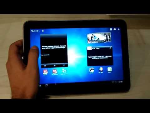 HTC Jetstream (Puccini):presentation vidéo