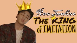 Video Koo Junhoe The King of Imitation MP3, 3GP, MP4, WEBM, AVI, FLV Januari 2019