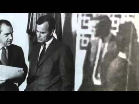 Bush Admits Guilt in the JFK Assassination