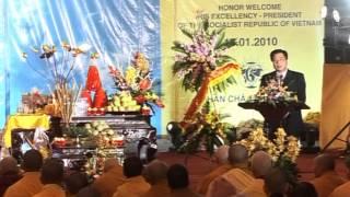 Đại Lễ Khởi Công Chế Tác Tượng Phật Ngọc Jadeite Lớn Nhất TG (P3)