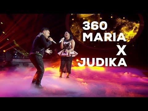 MARIA ft. JUDIKA - JIKALAU KAU CINTA Judika - Spekta Show Top 4
