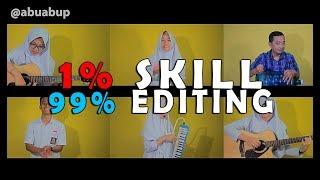 Video 1% SKILL 99% EDITING (ARMADA-ASAL KAU BAHAGIA COVER) Putih Abu-abu MP3, 3GP, MP4, WEBM, AVI, FLV Desember 2018
