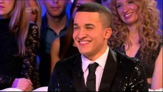 Jahmene's runner-up interview - The Xtra Factor - The X Factor UK 2012
