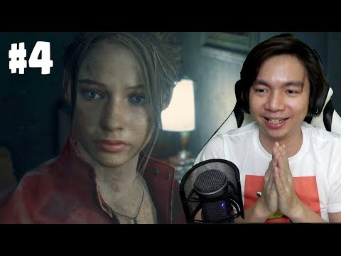 Pencarian Sherry - Resident Evil 2 Indonesia - Claire Part 4