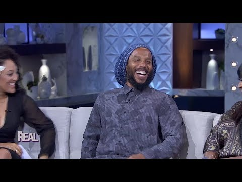 FULL INTERVIEW: Ziggy Marley on His Dad and Music – Part 1 (видео)
