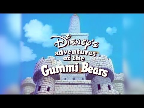 Видео порно the gummy bear