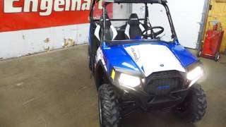 6. 2014 Polaris RZR 800 EPS LE
