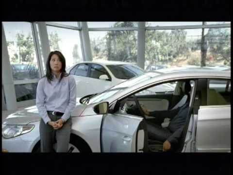 VW Commercial with Asian American Woman Car Dealer