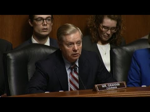 Graham Questions FBI Director Christopher Wray at Senate Judiciary Committee Hearing