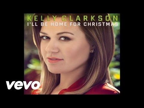 Kelly Clarkson - I'll Be Home For Christmas lyrics