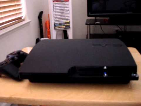 Review 160gb - Hi i am showing u my 160gb ps3 slim. i hope u enjoy it, please rate, comment, and subscribe. My next video will be a more in-depth video about the ps3.