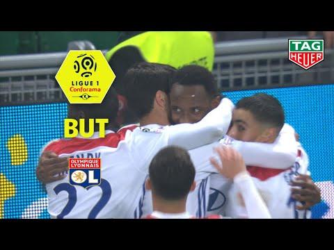 But Moussa DEMBELE (90' +5) / AS Saint-Etienne - Olympique Lyonnais (1-2)  (ASSE-OL)/ 2018-19