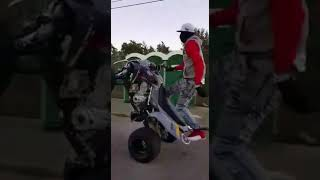 10. 2018 raptor 700 wheelies