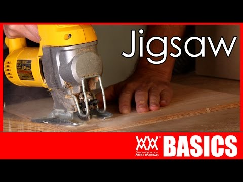 What Can You Do With a Jigsaw? A Lot!   WOODWORKING BASICS