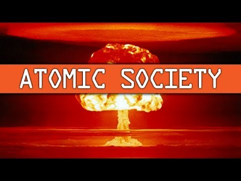 Atomic Society - All Hail the Overseer