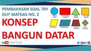 Download Video PEMBAHASAN SOAL TRY OUT KE-1 MATDAS NO. 2 - KONSEP BANGUN DATAR YANG SANGAT MUDAH TERLIHAT SUSAH MP3 3GP MP4