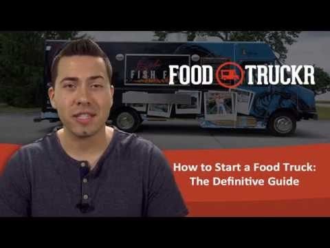 How To Start A Food Truck Business Guide Overview - FoodTruckr