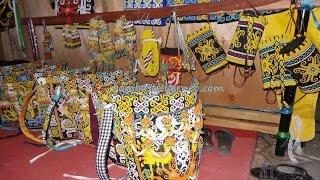 Tanjung Selor Indonesia  City pictures : Exhibition Booth at Birau Festival Pekan Budaya Tanjung Selor, Bulungan Indonesia