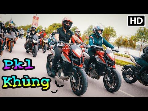 Đoàn Moto Pkl Khủng Diễu Hành Mừng Thành Lập CLB Moto Hải Dương - Thời lượng: 10:05.