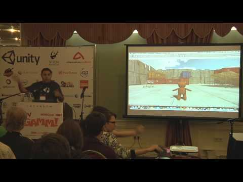Unity: Bring your character alive with Mecanim! (DevGAMM Moscow 2014)