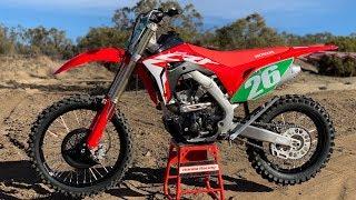 4. 2019 Honda CRF250RX - Dirt Bike Magazine