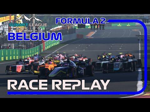 SLR F2 | Season 2 - Belgium Race Replay