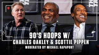 Video 90s Hoops With Scottie Pippen and Charles Oakley MP3, 3GP, MP4, WEBM, AVI, FLV Januari 2019