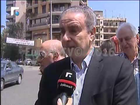 جولات أجراها رئيس لائحة البيارتة جمال عيتاني في شوارع العاصمة بيروت