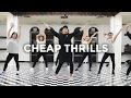 Sia Feat. Sean Paul - Cheap Thrills Dance Video | @besperon Choreography