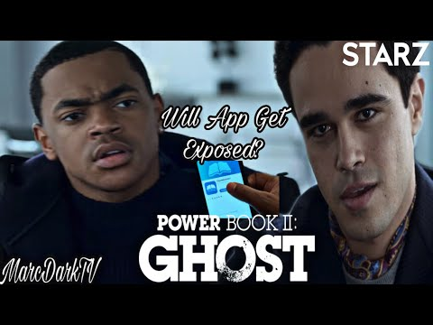 POWER BOOK II: GHOST WILL THE DRUG APP GET EXPOSED?