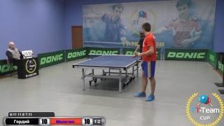 Жарский В. vs Самарай М.