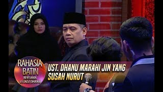 Video Ust. Dhanu Marahi Jin Yang Susah Nurut - Rahasia Batin (5/4) MP3, 3GP, MP4, WEBM, AVI, FLV April 2019