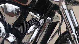 6. Honda VTX 1800C Spec 3