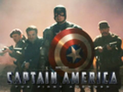Captain America The First Avenger (2011) BRRip 700mb