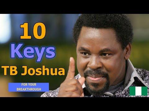 TB Joshua (The Best Of) - 10 Keys For Your Breakthrough