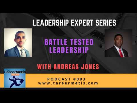 Leadership quotes - #83 – Leadership Expert Series : Andreas Jones