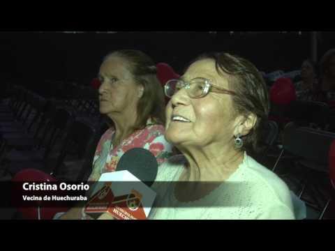 Huechuraba celebró el Día del Amor con jornada solidaria