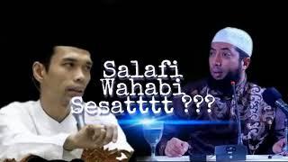 Video Debat  Benarkah Salafi Wahabi Sesattt - Ustadz Abdul Somad Ft Ustadz Khalid Basalamah MP3, 3GP, MP4, WEBM, AVI, FLV Mei 2019