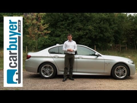 BMW 5 Series saloon 2013 review – CarBuyer