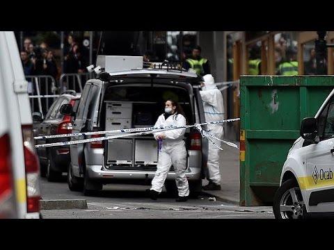 Eπίθεση στη Στοκχόλμη: Τι εξετάζουν οι αρχές