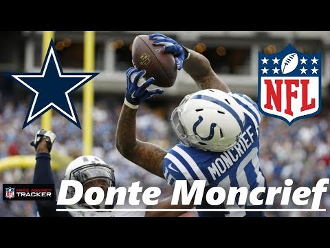 Quick Film Session on Indianapolis Colts Donte Moncrief ᴴᴰ